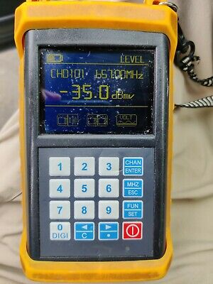 Signal Level Meter Ry-s100 Catv Cable Tv Handle Digital Smaller Than Ry-s110kd