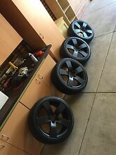 """Ve ssv Holden commodore 19"""" rims Jane Brook Swan Area Preview"""