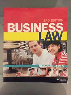 Business law (3rd edition) Paralowie Salisbury Area Preview