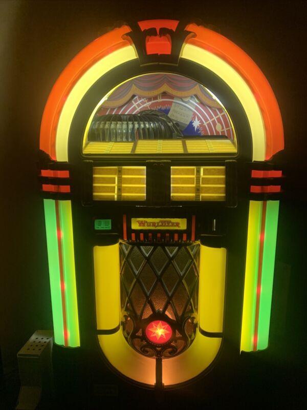 Wurlitzer 1015 OMT 45rpm record jukebox