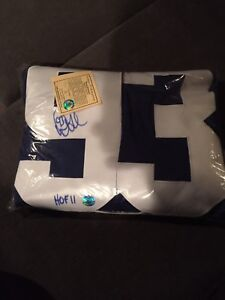 Doug Gilmour signed jersey