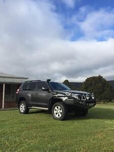 2014 Toyota LandCruiser Wagon Stawell Northern Grampians Preview