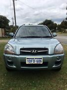 2008 Hyundai Tucson City Sx 4d Wagon Morley Bayswater Area Preview