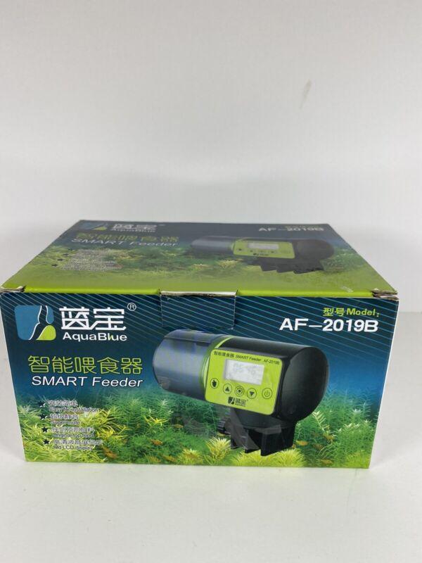 Smart Feeder AF-2019B Automatic Fish Feeder, Vacation Fish Feeder Moisture-Proof