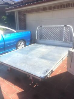Hilux Tray For Sale Auto Body Parts Gumtree Australia