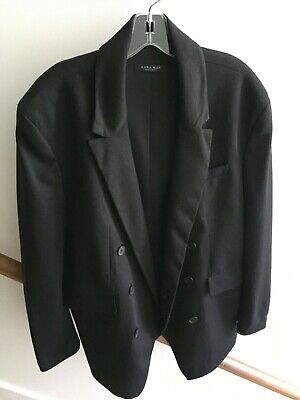 Zara Men Blazer Jacket black
