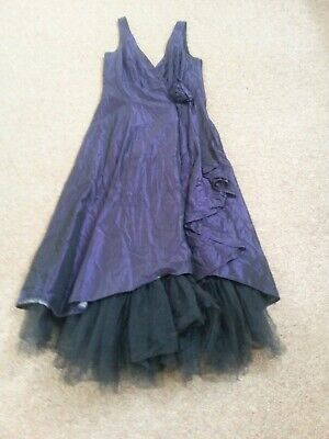 Womens Lace Formal Dress Vintage Steampunk Gothic Victorian Swing Dress