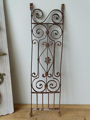 U8174 Window Bars ~ Balkongitter~Trellis~Art Nouveau Fence Element Grid