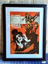 Turbonegro Band Poster Framed Waverton North Sydney Area Preview