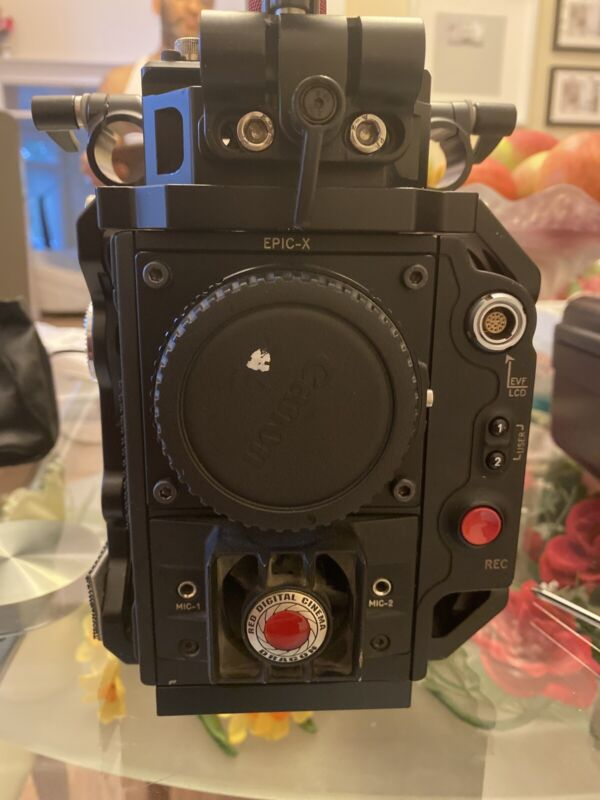 RED DSMC EPIC-X DRAGON 6K S35 ~ 800 HRS