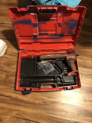 Hilti Ed 3500-a With Case Ed3500 - A Epoxy Gun