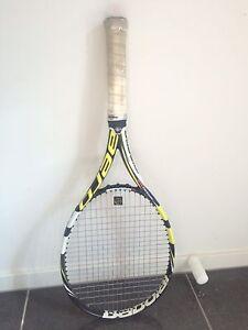 Babolat aero pro drive tennis racquet North Brighton Holdfast Bay Preview