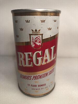 12 oz Regal pull tab beer can USBC 113-32