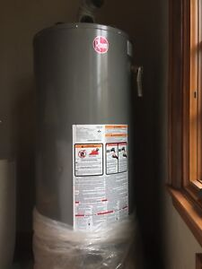 New Hot Water Heater for Sale