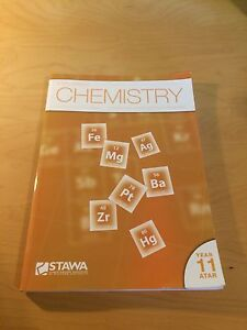 Year 11 Chemistry STAWA textbook Wembley Downs Stirling Area Preview