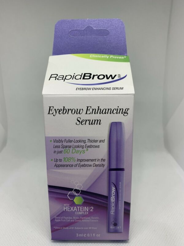 RapidBrow Eyebrow Enhancing Serum 0.1 Oz