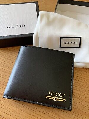 Gucci wallet - Black leather - New - Boxed RRP£295