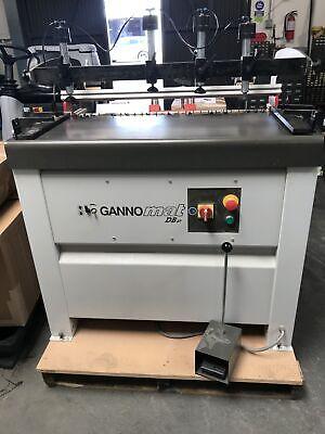 Gannomat DB27 Dowel Hole Boring Machine 2017, Horiz & Vert Drilling, 27 Spindles