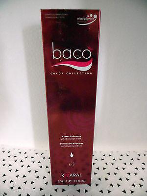 (Kaaral BACO Color Collection PERM. Hair Color 3.5 oz  YOUR CHOICE 00-7 mrn bx@)