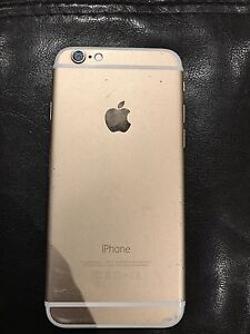 iPhone 6 Gold West Island Greater Montréal image 2