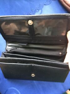 Ladies Black Wallet