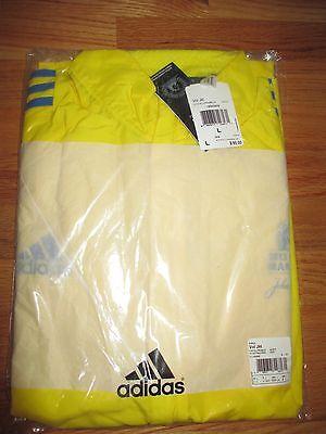RARE 2013 Adidas 117th BOSTON MARATHON ClimaPROOF (LG) Running Jacket SEALED