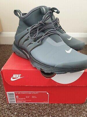 Nike air presto mid utility Size 3.5