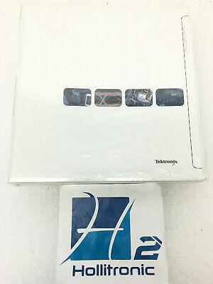 Tektronix Tds7404 Tds7254 Tds7154 Oscilloscopes User Manual Pn 071-0879-03 New