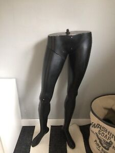 Vintage Mannequin Lower Half, black