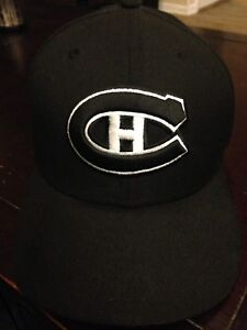 Montreal Canadiens 59Fifty Cap, Size 7-1/4