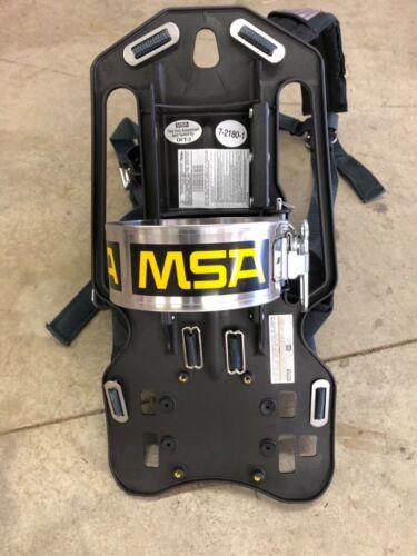 MSA Scuba Backpack Harness Carrier Holder