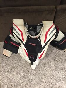 Vaughn Vision 9400 Chest Protector - Large