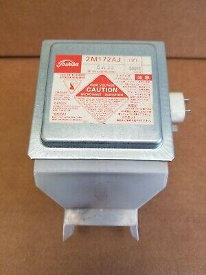Toshiba 2m172aj Microwave Magnetron Used