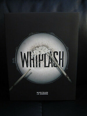 Whiplash  Filmarena  Blu Ray Steelbook Fac Exclusive Region Free Mint  361