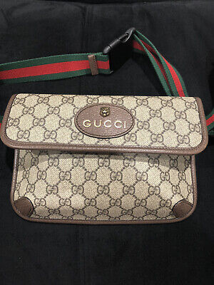 New Authentic Gucci Neo Vintage GG Supreme belt bag