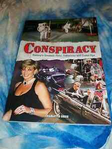 Conspiracy History's Greatest Plots, Collisions and Cover-ups Springwood Logan Area Preview
