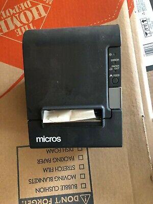 Epson Tm-t88iv Thermal Pos Receipt Printer M129h Usb Good Working Condition