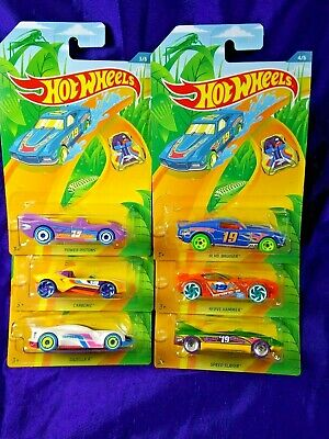 HOT WHEELS EASTER 2019 SET OF 6 CASE ASST. V4105 NEW RELEASE EXCLUSIVE DIE-CAST