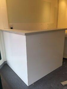 Reception counter Castlecrag Willoughby Area Preview