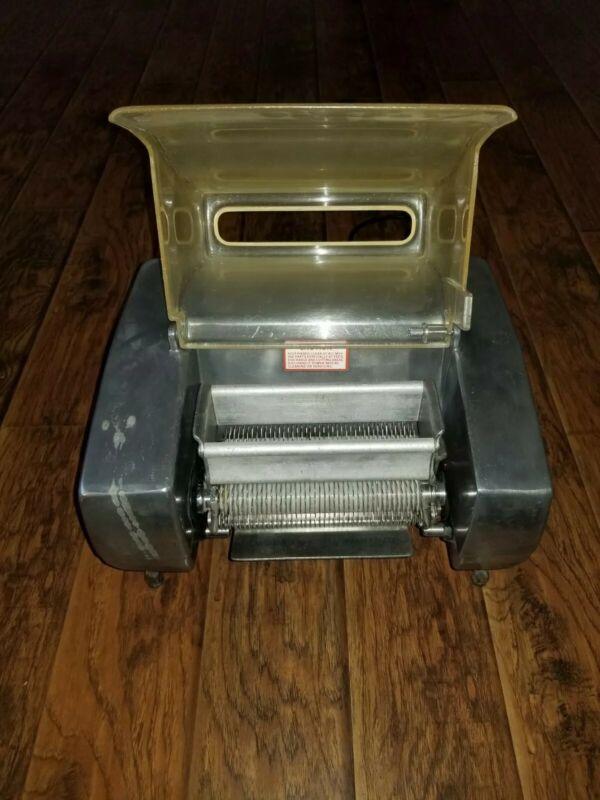 Berkel 705 Meat Tenderizer Commercial Cuber Processing Machine