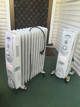 Homemaker fin oil heaters Campbelltown Campbelltown Area Preview