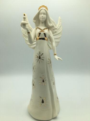 LENOX Guardian Angel HOPE Figurine Light-Up Gorgeous- Item #892100 NEW IN BOX