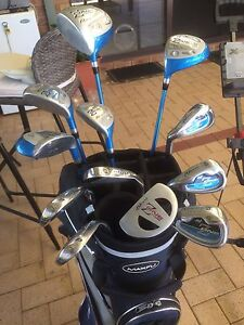 Golf clubs ladies left hand Woodvale Joondalup Area Preview