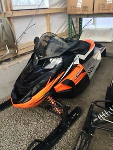 Used Snowmobiles and Parts