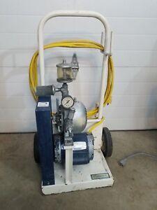 Kraft Tool Co. Texture Machine Sprayer Pattern Electric Compressor
