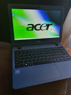 Acer Aspire ES1-132 WINDOWS 10 4GB RAM 32GB eMMC WITH CHARGER