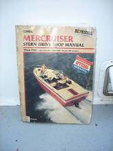 Mercruiser Workshop Manual Warnbro Rockingham Area Preview