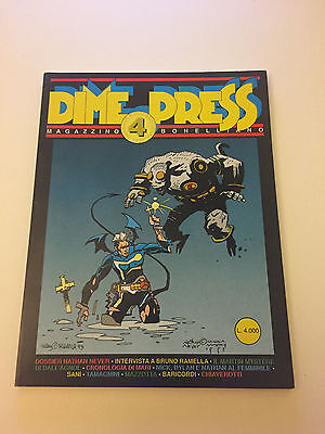 Dime Press #4 Mike Mignola Hellboy NM- or VF/NM  Great condition