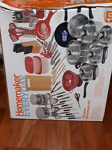 Brand new  84piece kitchenware set Bassendean Bassendean Area Preview
