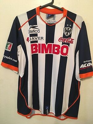 8887d7f9582 Men - Rayados Jersey - 2 - Trainers4Me